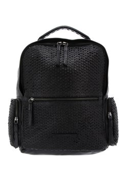 FREDsBRUDER - EYE VOLUME - Tagesrucksack - black