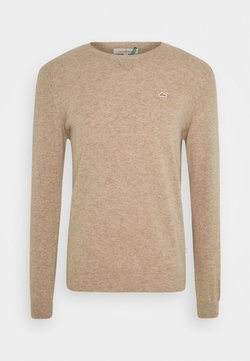 The GoodPeople - KNOX - Trui - beige