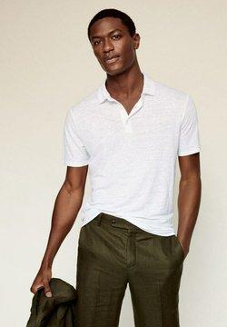 Mango - SLIM FIT  - Poloshirt - blanco