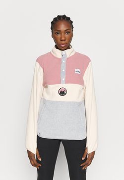 Eivy - MOUNTAIN - Fleecepullover - off-white