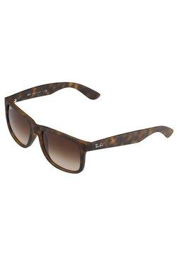 Ray-Ban - JUSTIN - Sunglasses - dark brown