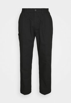 adidas Golf - ADICROSS CHINO PANT - Tygbyxor - black