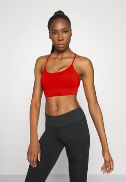 Reebok - WORKOUT READY WORKOUT BRA LIGHT SUPPORT - Sport BH - red