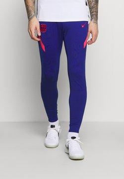 Nike Performance - FC BARCELONA DRY PANT - Equipación de clubes - deep royal blue/fusion red