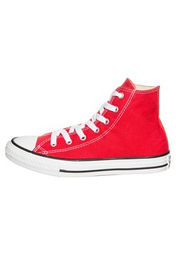 Converse - CHUCK TAYLOR ALL STAR - Sneakersy wysokie - red