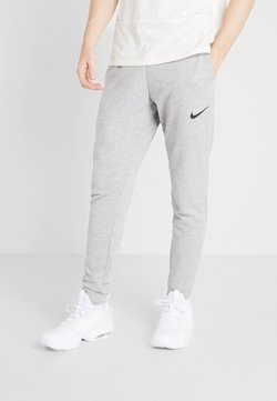 Nike Performance - DRY PANT TAPER - Jogginghose - grey heather