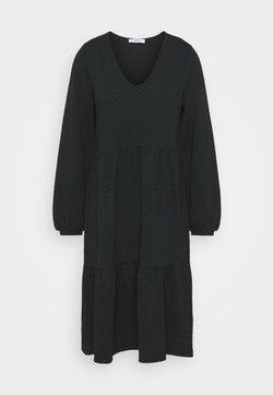 ONLY - ONLGRACE DRESS - Jerseykleid - black/pine grove