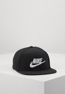 Nike Sportswear - PRO FUTURA 4 SNAPBACK - Cap - black/white
