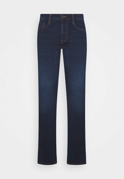 Mustang - OREGON TAPERED  - Jeans Relaxed Fit - blue denim