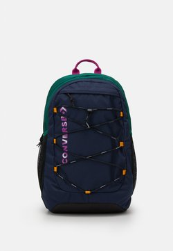 Converse - SWAP OUT BACKPACK UNISEX - Reppu - obsidian/midnight clover/cactus