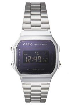 Casio - RETRO  - Montre à affichage digital - silver-coloured