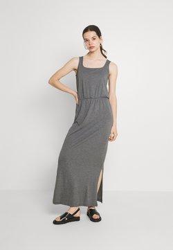 Vero Moda - VMADAREBECCA ANKLE DRESS - Maxikleid - medium grey melange