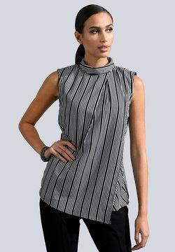 Alba Moda - Bluse - weiß schwarz