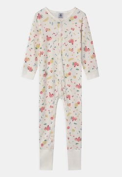 Petit Bateau - DORS BIEN SANS PIEDSMAR - Pyjama - marshmallow