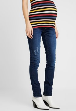 Esprit Maternity - PANTS - Slim fit jeans - darkwash