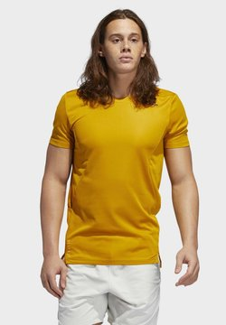 adidas Performance - Camiseta de deporte - gold