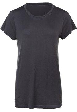 Athlecia - T-Shirt basic - mottled black