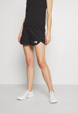 The North Face - WOMEN'S ACTIVE TRAIL RUN SHORT - Träningsshorts - black