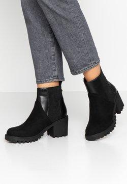 River Island - Boots à talons - black