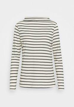 Esprit - STRIPE TEE - Langarmshirt - off white