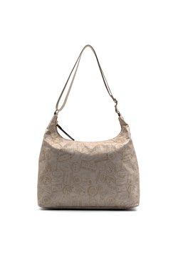 ALV by Alviero Martini - Shopping bag - bronzo