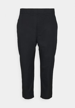 Nike Sportswear - SNEAKER PANT - Trousers - black/sail/ice silver