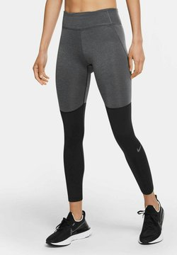 Nike Performance - Tights - schwarz