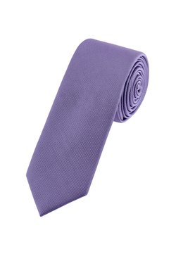 Next - SLIM  - Krawatte - purple