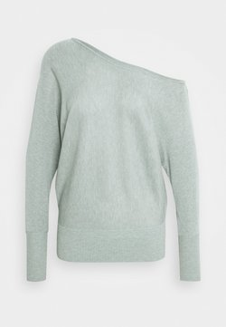 Forever New - SADIE TIP SHOULDER JUMPER - Trui - sage