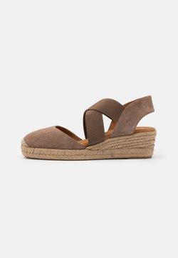 Unisa - CELE - Platform sandals - funghi