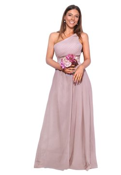 KRISP - EVENING  - Ballkleid - taupe