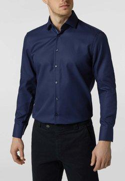 Christian Berg - REGULAR FIT - Businesshemd - marineblau