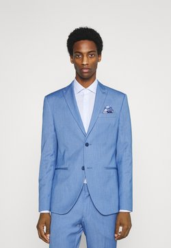 Isaac Dewhirst - SUIT - Anzug - blue