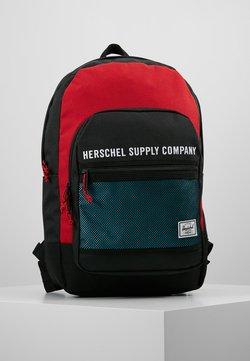 Herschel - KAINE - Reppu - black/red