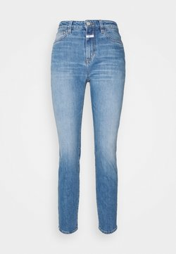 CLOSED - BAKER HIGH - Slim fit jeans - mid blue