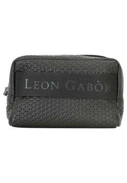 Leon Gabòr - Trousse - schwarz
