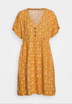 Madewell - RETRO EASY DRESS - Blusenkleid - vine/mulled cider