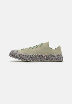 Converse - RENEW CHUCK 70 RECYCLED KNIT UNISEX - Sneakers - light field surplus/string/barely volt