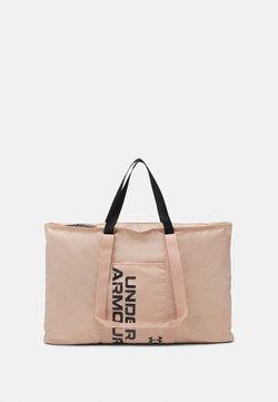 Under Armour - WOMENS FAVORITE TOTE  - Sports bag - desert rose
