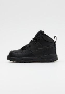 Nike Sportswear - MANOA '17 - Sneakers hoog - black