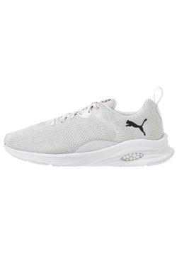 Puma - HYBRID FUEGO - Zapatillas de running neutras - white/glacier gray