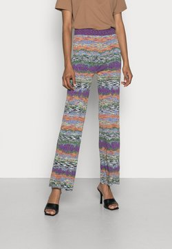 Desigual - PANT VOLGA - Pantaloni sportivi - multi-coloured