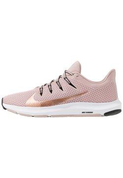 Nike Performance - QUEST 2 - Zapatillas de running neutras - stone mauve/metallic red bronze/black