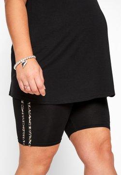 Yours Clothing - Shorts - black