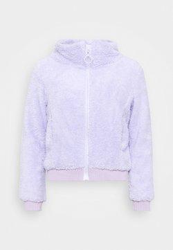 Trendyol - Kevyt takki - lilac