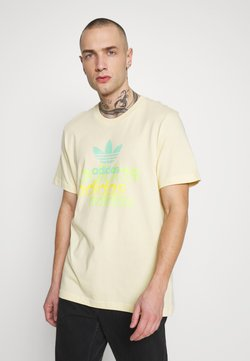 adidas Originals - SHATTERED LOGO SHORT SLEEVE GRAPHIC TEE - Print T-shirt - easyel