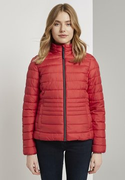 TOM TAILOR - ULTRA LIGHT WEIGHT JACKET - Winterjacke - Strong Red