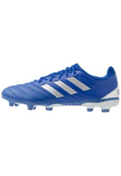 adidas Performance - COPA 20.3 FOOTBALL BOOTS FIRM GROUND - Fußballschuh Nocken - royal blue/silver metallic