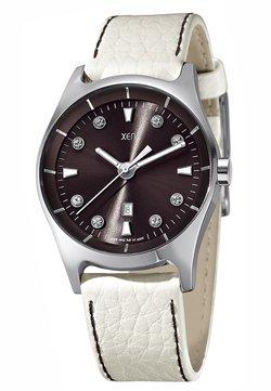 Xen - Horloge - weiß/braun