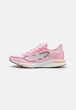 adidas Performance - SUPERNOVA +  - Zapatillas de running neutras - light pink